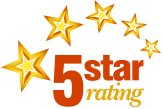 Comfort Masters has 5-Star reviews online.