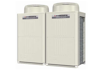 Carrier commercial air chiller.